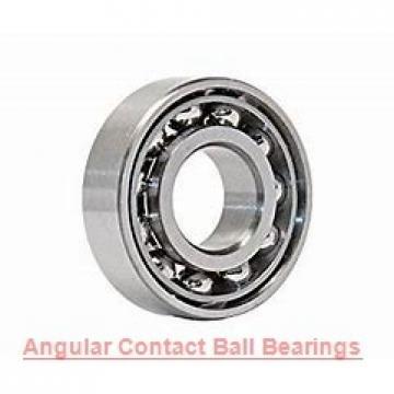 1.181 Inch | 30 Millimeter x 2.835 Inch | 72 Millimeter x 0.748 Inch | 19 Millimeter  NACHI 7306BMU  Angular Contact Ball Bearings