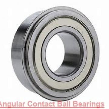 0.591 Inch | 15 Millimeter x 1.654 Inch | 42 Millimeter x 0.748 Inch | 19 Millimeter  KOYO 3302CD3  Angular Contact Ball Bearings