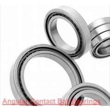2.953 Inch | 75 Millimeter x 5.118 Inch | 130 Millimeter x 0.984 Inch | 25 Millimeter  NACHI 7215BMU  Angular Contact Ball Bearings