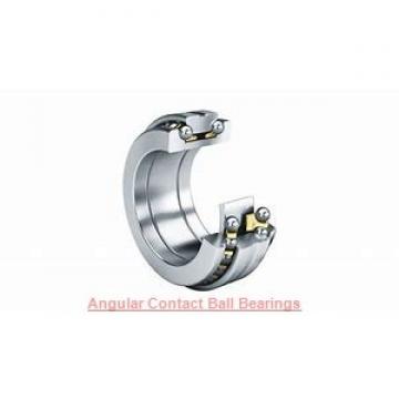 120 mm x 215 mm x 40 mm  SKF 7224 BM  Angular Contact Ball Bearings
