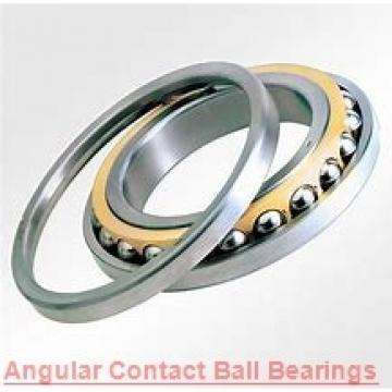 2.756 Inch | 70 Millimeter x 4.921 Inch | 125 Millimeter x 0.945 Inch | 24 Millimeter  SKF QJ 214 MA/C3  Angular Contact Ball Bearings