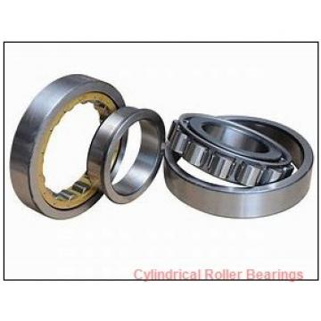 3.543 Inch | 90 Millimeter x 6.299 Inch | 160 Millimeter x 1.575 Inch | 40 Millimeter  CONSOLIDATED BEARING NU-2218 M  Cylindrical Roller Bearings