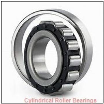 3.543 Inch | 90 Millimeter x 6.299 Inch | 160 Millimeter x 1.181 Inch | 30 Millimeter  CONSOLIDATED BEARING NU-218E M  Cylindrical Roller Bearings