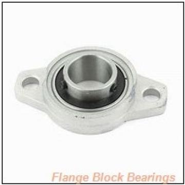 QM INDUSTRIES QVVFB17V075SM  Flange Block Bearings