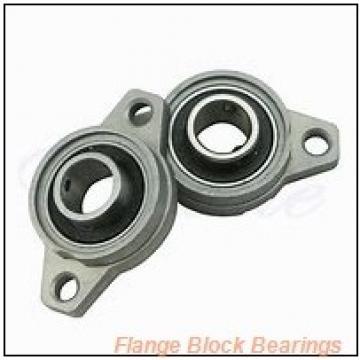 QM INDUSTRIES QAFY09A045SN  Flange Block Bearings