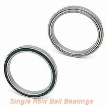 FAG 6006-RSR  Single Row Ball Bearings