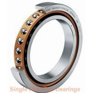 RBC BEARINGS KP25BFS428  Single Row Ball Bearings