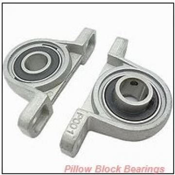 1.75 Inch   44.45 Millimeter x 2 Inch   50.8 Millimeter x 2.125 Inch   53.98 Millimeter  DODGE P2B-DL-112  Pillow Block Bearings