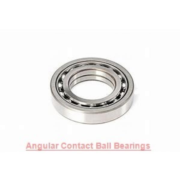 3.543 Inch | 90 Millimeter x 6.299 Inch | 160 Millimeter x 2.063 Inch | 52.4 Millimeter  SKF 3218 A/W64H  Angular Contact Ball Bearings #1 image