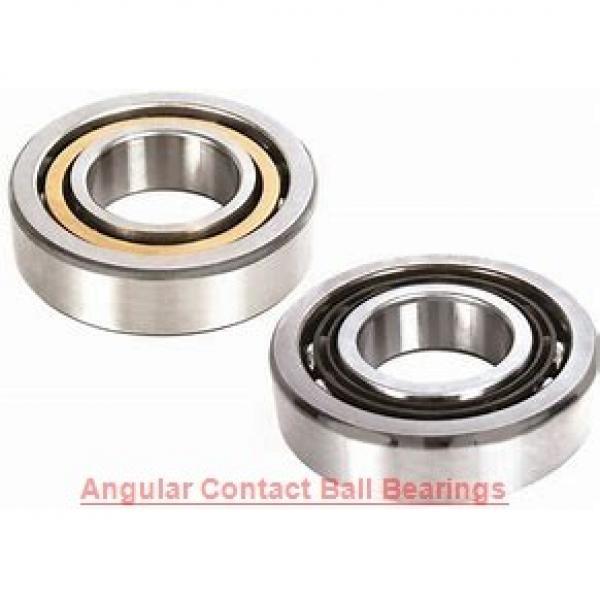 1.772 Inch | 45 Millimeter x 2.953 Inch | 75 Millimeter x 1.26 Inch | 32 Millimeter  SKF 7009 CE/DTVQ126 Angular Contact Ball Bearings #1 image